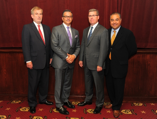 Society of Trial Lawyers Luncheon on September 24, 2014